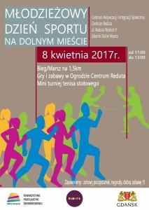 Plakat dzień sportuA4